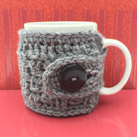 College Student Gift, Coworker Gift, Coffee Mug Cozy, Coffee Cup Sleeve, Christmas Gift For Coworker