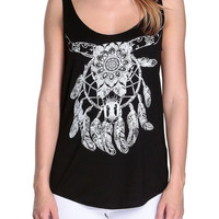 Dreamcatcher Graphic Tank By NRFB