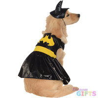 Pet Costume: Batgirl-Small