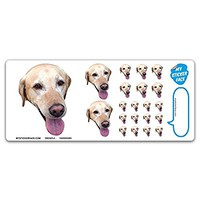 Custom Vinyl Photo Stickers, Face Stickers, Stickers Of Your Dog