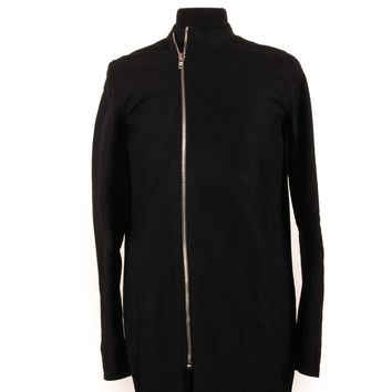 Rick Owen's Canvas and Quilted Lining Jacket