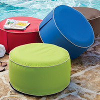 Inflatable Indoor/Outdoor Pouf