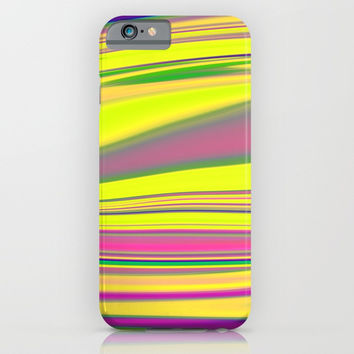 Abstract Fluid 7 iPhone & iPod Case by Arrowhead Art