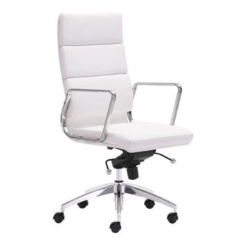 Architect Highback Office Chair | White
