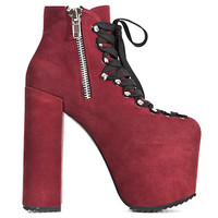 HELLBOUND (Crimson) Women's: UNIF