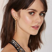Belle of the Ball Cuff Earring