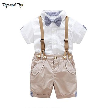 0e5c1a84b6d9 Shop Baby Bow Tie And Suspenders on Wanelo