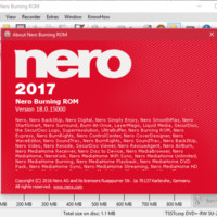 Nero Burning ROM Crack 2017+ Serial Keys Latest Free Download