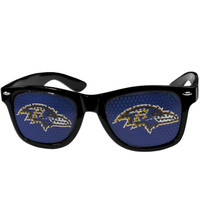 Siskyou Gameday Shades NFL Baltimore Ravens
