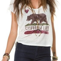 BILLABONG CALIFORNIA LOVE TEE | Swell.com