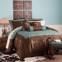 Cross Bedding Set