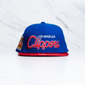 Just Don Los Angeles Clippers - 'Blue/Red'