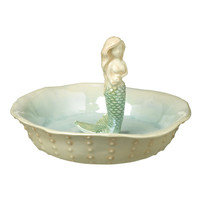 Shimmering Seas Mermaid Jewelry Holder
