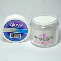Glam and Glits GLOW ACRYLIC Glow in the Dark Nail Powder 2003 - LUMINIOUS SKIES