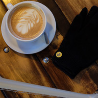 Glove.ly Lined Winter Touchscreen Gloves