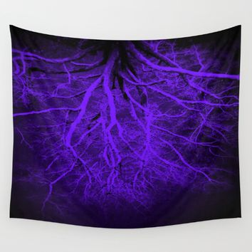Passage to Hades  Wall Tapestry by 2sweet4words Designs