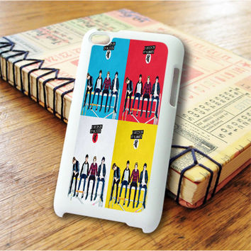 5sos 5 Seconds Of Summer Cover Album iPod Touch 4 Case