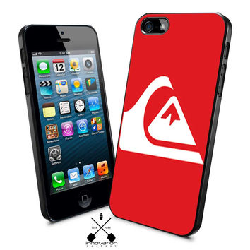 quiksilver logo red iPhone 4s iphone 5 iphone 5s iphone 6 case, Samsung s3 samsung s4 samsung s5 note 3 note 4 case, iPod 4 5 Case