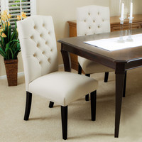 Best Selling Home Decor Crown Top Dining Chair (Set of 2) | ATG Stores
