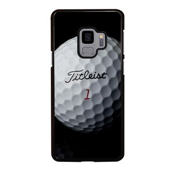 TITLEIST GOLF Samsung Galaxy S4 S5 S6 S7 S8 S9 Edge Plus Note 3 4 5 8 Case Cover