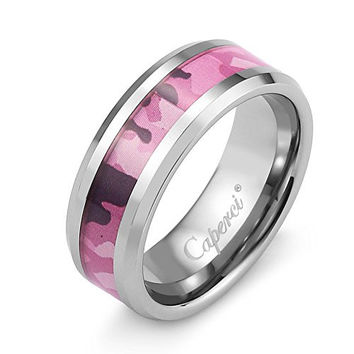 Authentic Tungsten Carbide Rings