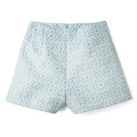 ModCloth Pastel High Waist Work and Playa Shorts
