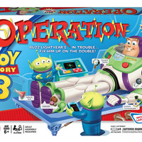 NEW & SEALED Toy Story 3 Edition Operation Buzz Lightyear Game