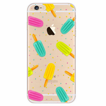 Popsicle Dreams Ice Cream Fun Case For iPhone 6 6s,  6s Plus