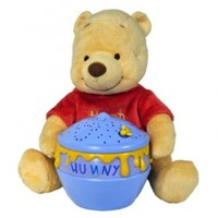 Cloud b Disney Baby Winnie the Pooh Dreamy Stars Soother