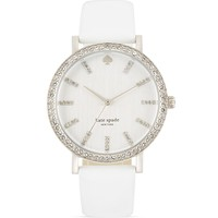 kate spade new york Metro Grand Pave Watch, 38mm