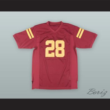 O. J. Simpson 28 Galileo Academy of Science and Technology Football Jersey