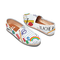 Bold Teacher Casual Shoes