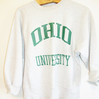 Vintage 1990's Ohio University Sweatshirt
