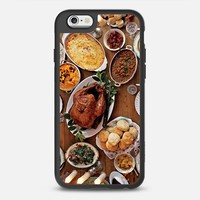 Holidays Thanksgiving Feast iPhone 6s case by Love Lunch Liftoff | Casetify