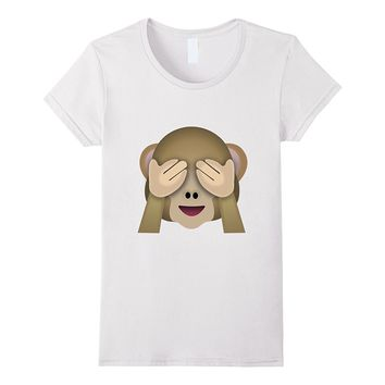 Emoji T-Shirt - Monkey
