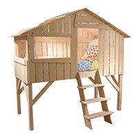 Treehouse Bed Natural Lime Wood - Children's Furniture - Furniture - The Conran Shop UK