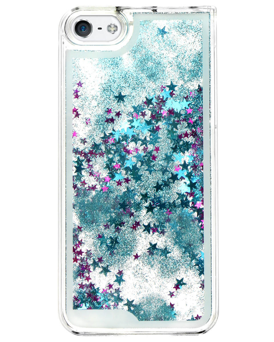 GLITTER WATERFALL IPHONE CASE from Shop Jeen 6c348b5c2