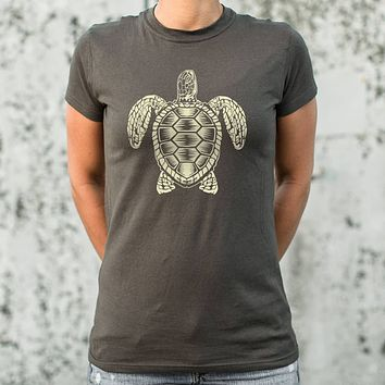 Sea Turtle Spirit Women's T-Shirt