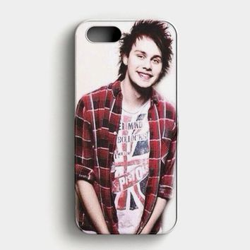 Michael Clifford 5 Seconds Of Summer iPhone SE Case