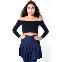 11 colors!2016 New American Apparel Fashion Skirt High Waist Ball Tennis Pleated Skirt sexy Saias Femininas plus size TB313