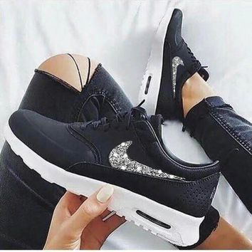 NIKE AIR MAX trend men and women casual wild sports running shoes