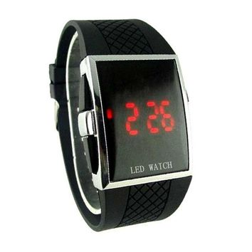 Square Digital Watches Led