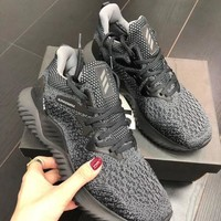Adidas Alphabounce Beyond Woven running shoes-9