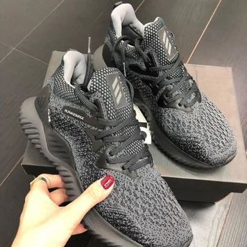 Adidas Alphabounce Beyond Woven running shoes-10