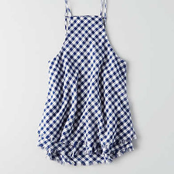 AEO Hi-Neck Swing Tank , Blue