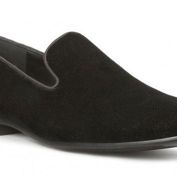 New Giorgio Brutini Men's Clift Black Shoes