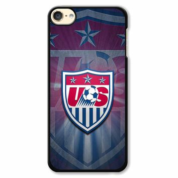 Us Soccer Logo 2 iPod Touch 6 Case