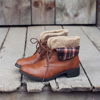 Fall Legend Booties