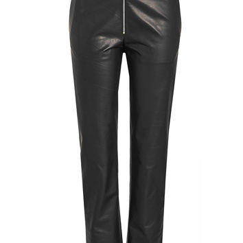 Leather Pants - Victoria Beckham | WOMEN | KR STYLEBOP.COM