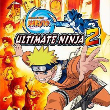 Naruto: Ultimate Ninja 2 (Sony PlayStation 2, 2007)